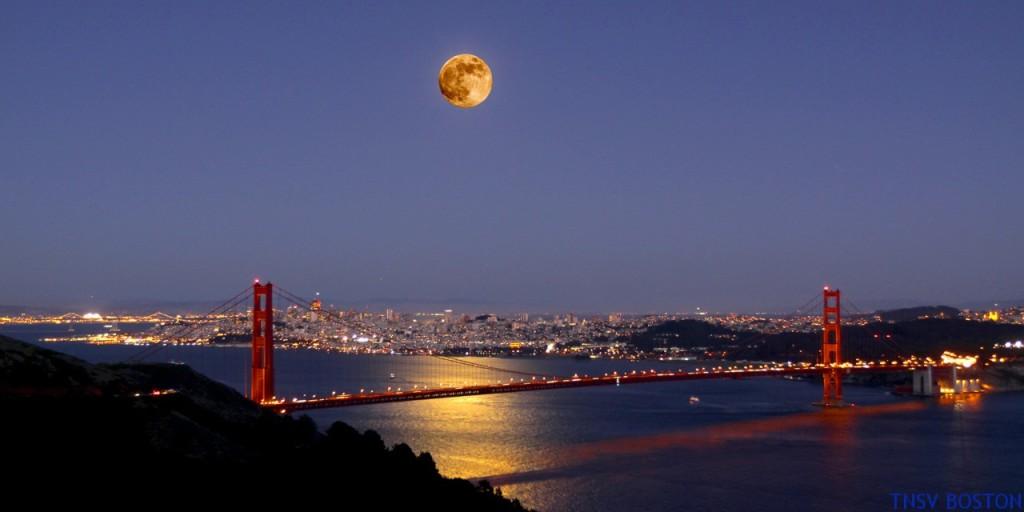 Cầu Golden Gate ở San Francisco