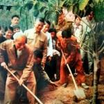 Sự nghiệp trồng cây, trồng người.