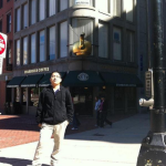 Boston (17/9/2011) – tôi đã đi khám phá với vài người bạn.
