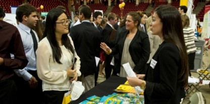 Workshop and Career Fairs at BC